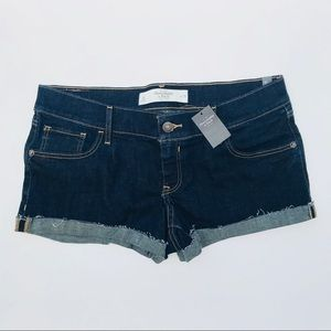 NWT Abercrombie & Fitch Stretch Jean Shorts